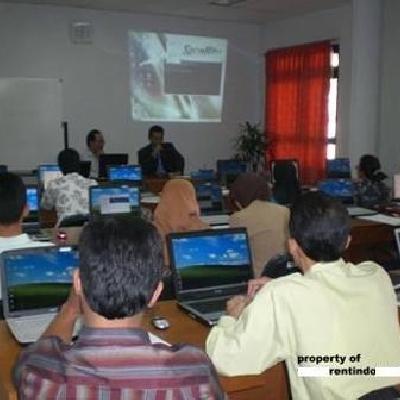 Rental Notebook dan Multimedia Lembaga Aparatur Negara (LAN)