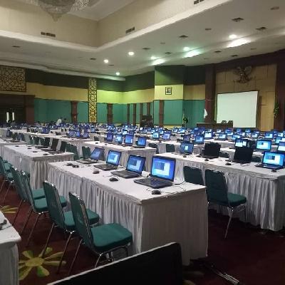 Rental Notebook dan Multimedia CPNS Bogor